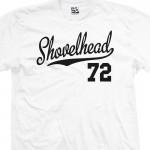 Shovelhead 72 Script T-Shirt