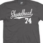 Shovelhead 74 Script T-Shirt
