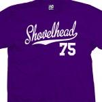 Shovelhead 75 Script T-Shirt