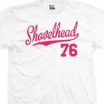 Shovelhead 76 Script T-Shirt