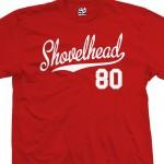 Shovelhead 80 Script T-Shirt