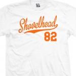 Shovelhead 82 Script T-Shirt