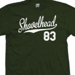Shovelhead 83 Script T-Shirt