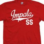 Impala SS Script T-Shirt