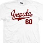 Impala 60 Script T-Shirt