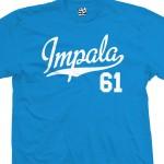 Impala 61 Script T-Shirt