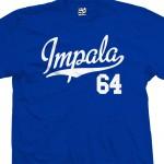 Impala 64 Script T-Shirt
