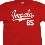 Impala 65 Script T-Shirt