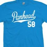 Panhead 58 Script T-Shirt