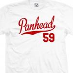 Panhead 59 Script T-Shirt