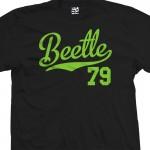 Beetle 79 Script T-Shir
