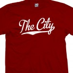 The City Script T-Shirt