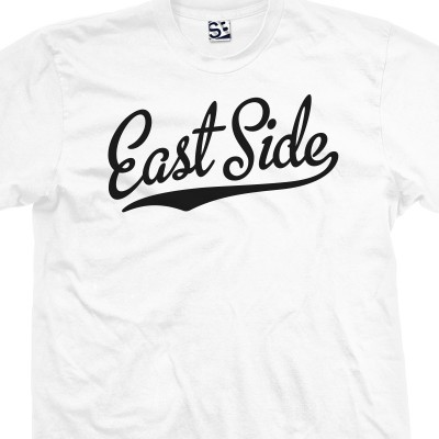 East Side Script T-Shirt