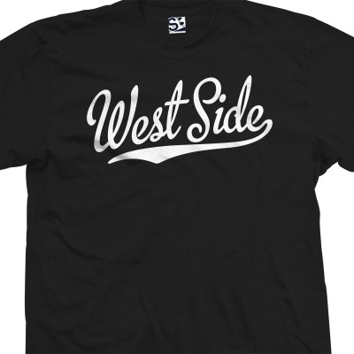 West Script T-Shirt