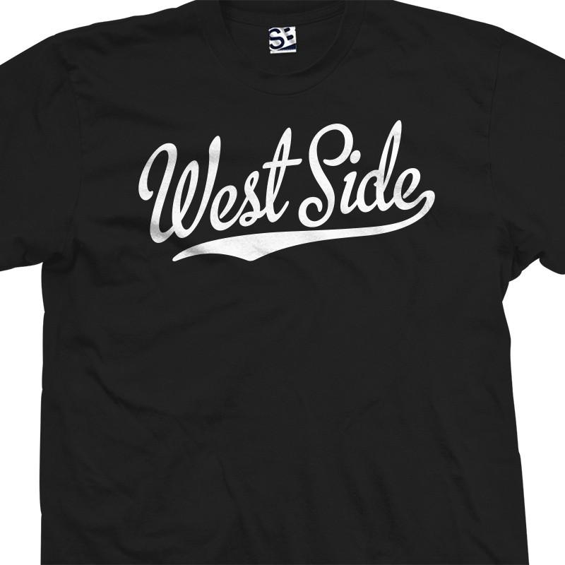 West Side Script Tail T Shirt