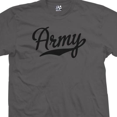 Army Script T-Shirt