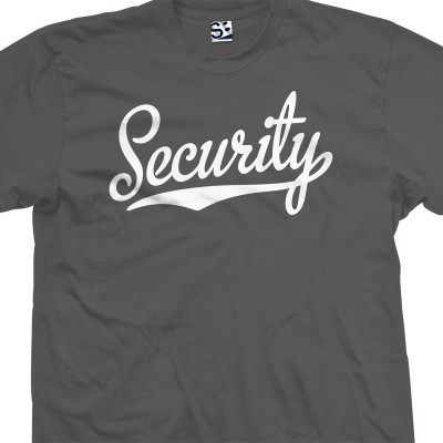 Security Script T-Shirt