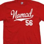 1956 Nomad Script T-Shirt