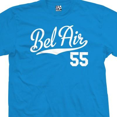 Bel Air 55 Script T-Shirt