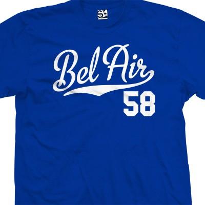 Bel Air 58 Script T-Shirt