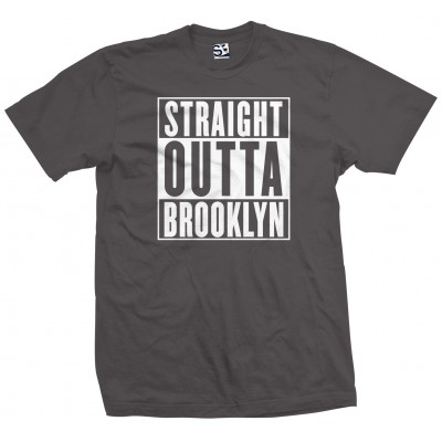 Straight Outta Brooklyn Shirt