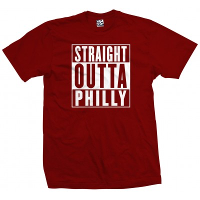 Straight Outta Philly Shirt