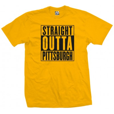 Straight Outta Pittsburgh Shirt