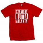 Straight Outta Atlanta Shirt