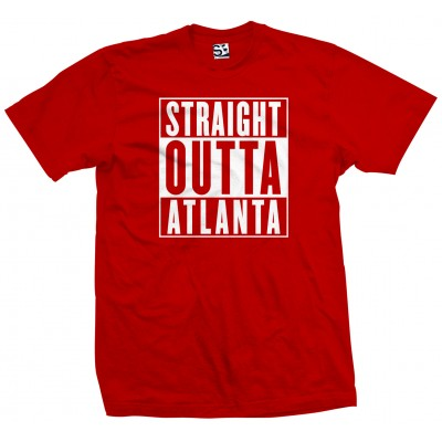 Straight Outta Atlanta Shirt
