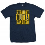 Straight Outta San Diego Shirt