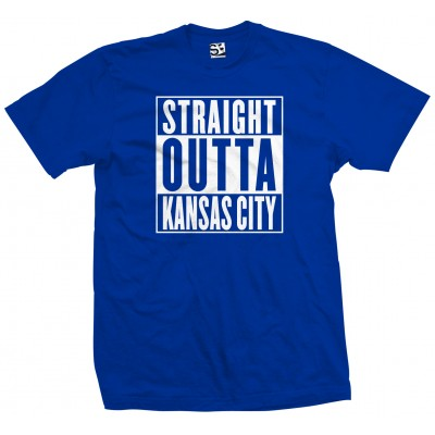 Straight Outta Kansas City Shirt