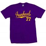 Ironhead 77 Script T-Shirt