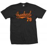 Ironhead 79 Script T-Shirt