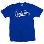 Puerto Rico Script T-Shirt