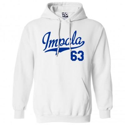 Impala 63 Script Hoodie