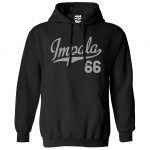 Impala 66 Script Hoodie