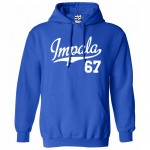 Impala 67 Script Hoodie