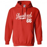 Shovelhead 66 Script Hoodie