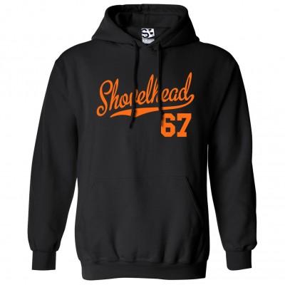 Shovelhead 67 Script Hoodie