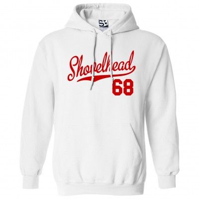 Shovelhead 68 Script Hoodie