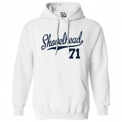 Shovelhead 71 Script Hoodie
