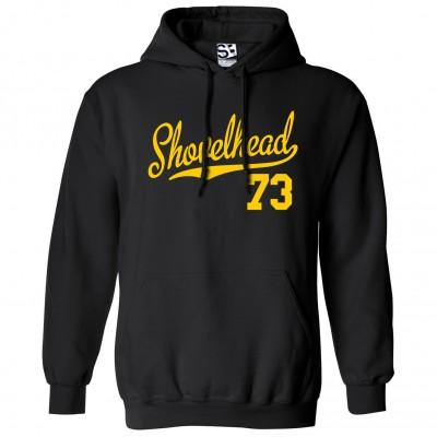 Shovelhead 73 Script Hoodie