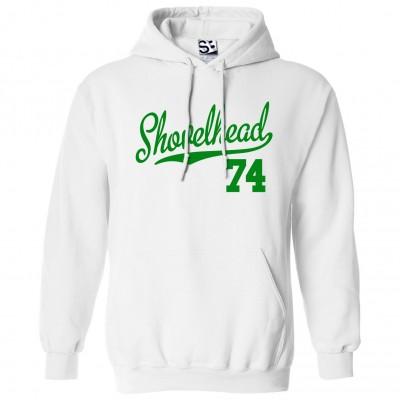 Shovelhead 74 Script Hoodie