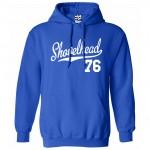Shovelhead 76 Script Hoodie