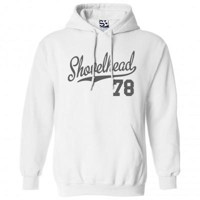 Shovelhead 78 Script Hoodie