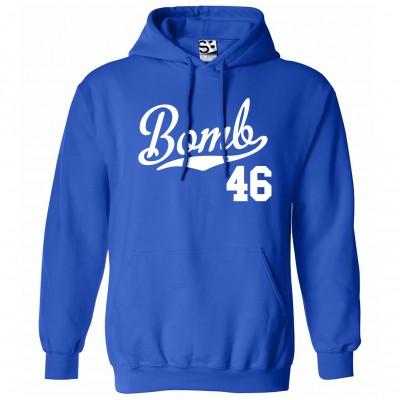 Bomb 46 Script Hoodie