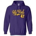 Hot Rod 47 Script Hoodie