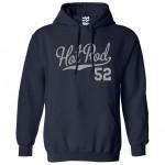 Hot Rod 52 Script Hoodie