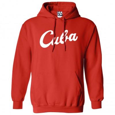 Cuba Script Hoodie