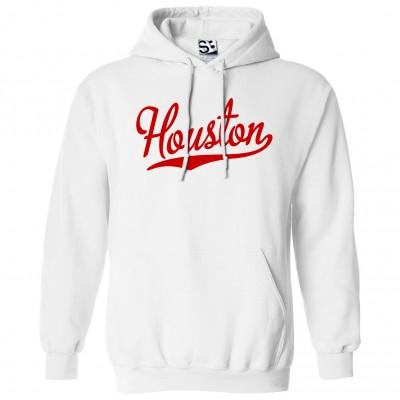 Houston Script Hoodie
